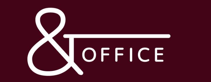 岐阜市柳ヶ瀬のコワーキングスペース・レンタルオフィス・勉強自習室スペースなら&OFFICE-アンドオフィス-